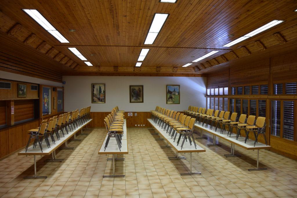 Salle bourgeoisiale